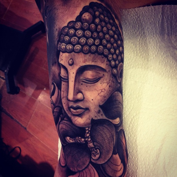 creative-tattoo-buddha
