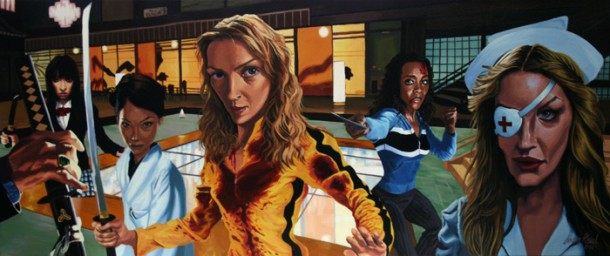 kill_bill-610x256-justin-reed-movie-scene-painting