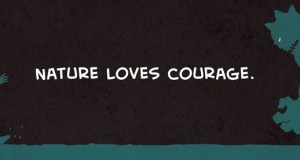 Nature Loves Courage - Terence Mckenna (Comic Strip) | Third Monk image 3