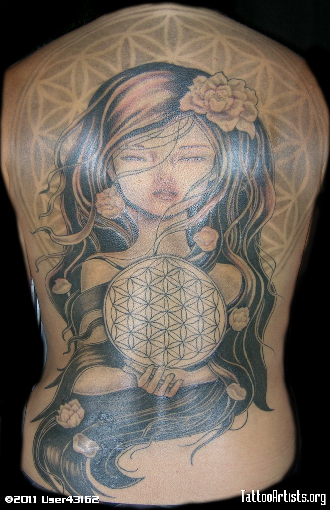 stoner-tattoo-flower-of-life