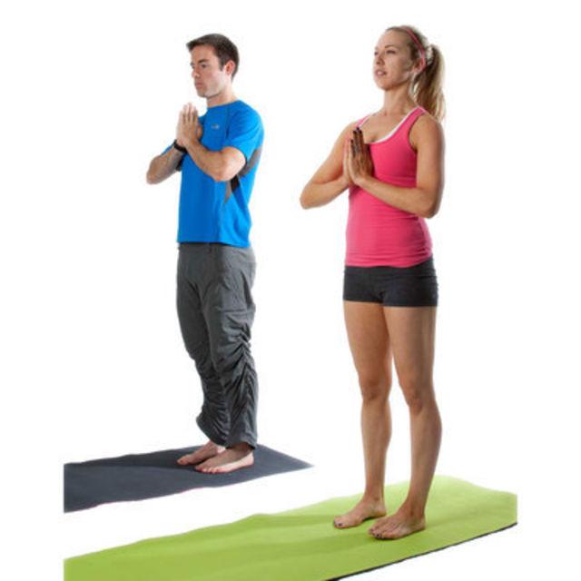 useful yoga pose - Tadasana