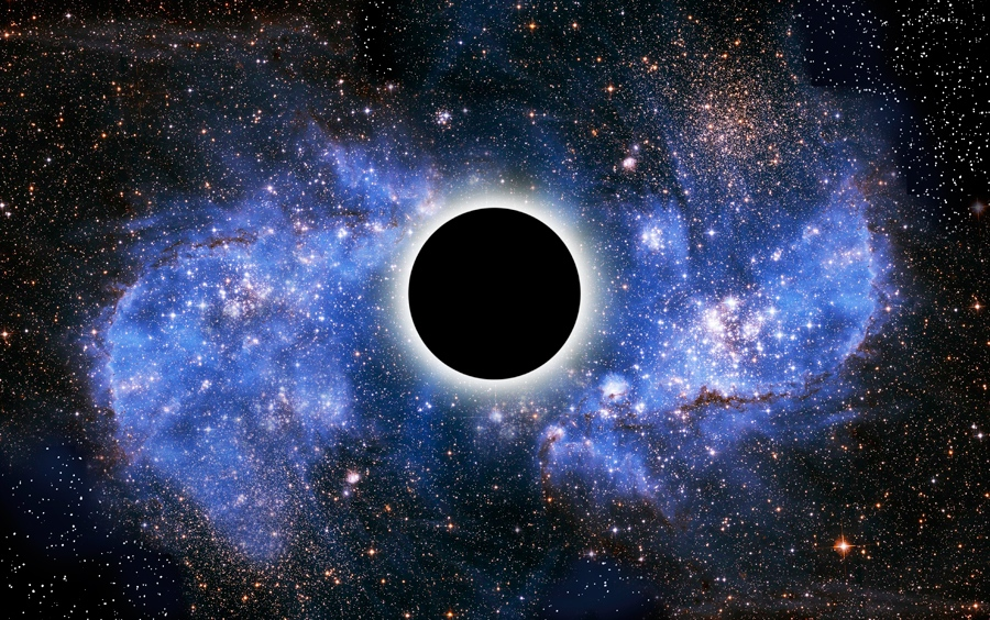 Big Bang Theory Debunked? A Black Hole May Have Started it All (Video) | Third Monk image 2
