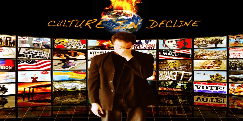 Culture in Decline - The Roots of Society's Problems (Video) | Third Monk image 2