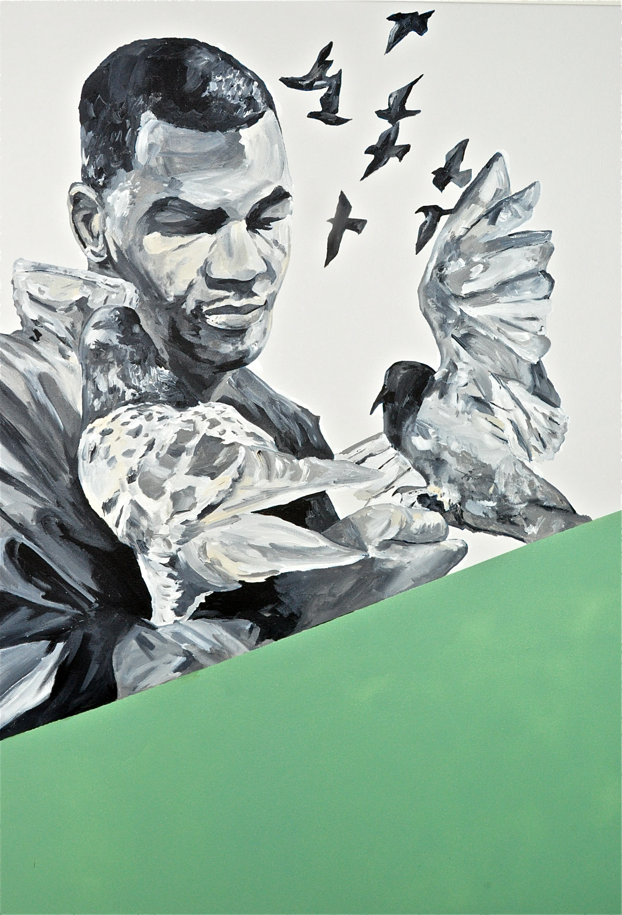 art-painting-mike-tyson