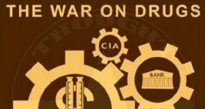 Drug Bless America - How Illicit Drugs are Killing the Country (Infographic) | Third Monk image 3