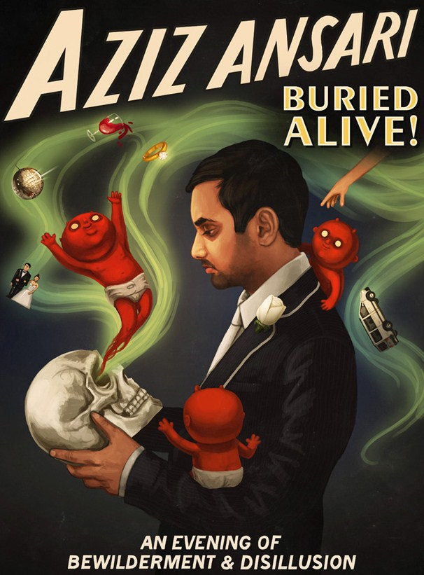 Aziz-Ansari-buried-alive