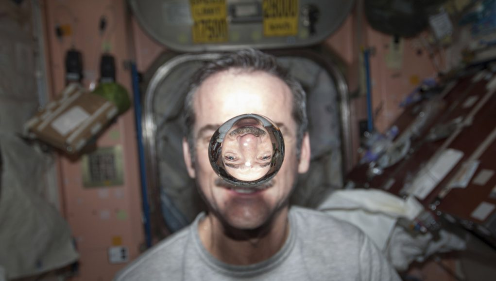 The Human Experience in Outer Space - Chris Hadfield (Video) | Third Monk image 4