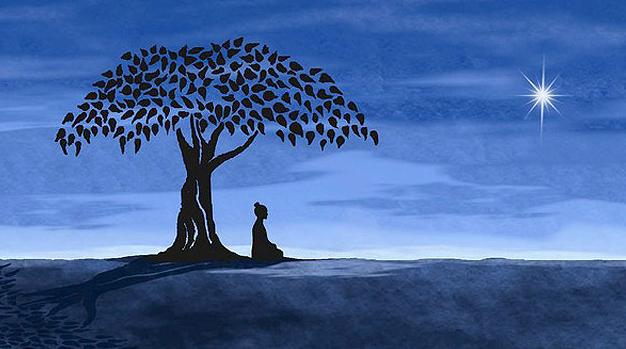 UnderABoddhiStar-Meditation
