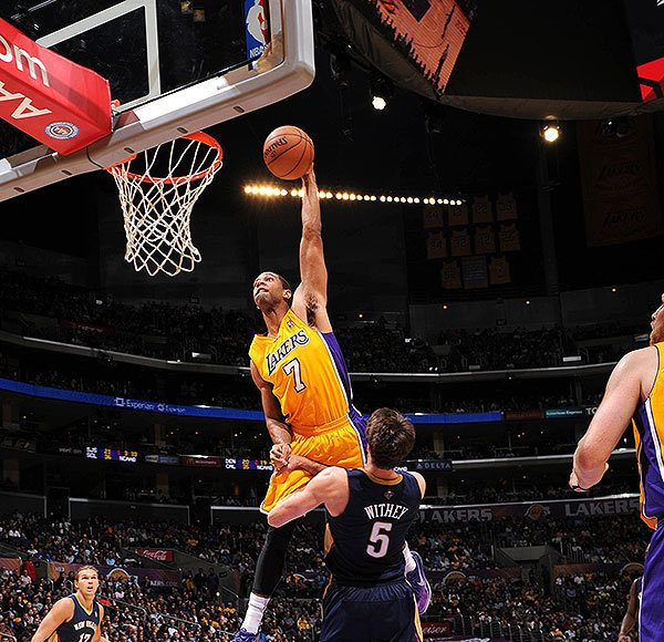 Clutch Shots and Sick Dunks Open The 2013 NBA Highlights (Video) | Third Monk image 1