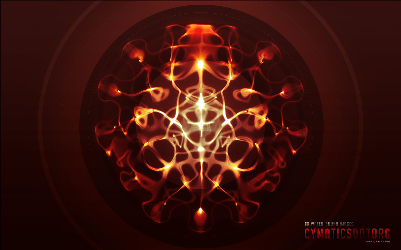 Cymatics - Bringing Matter to Life with Sound (Video