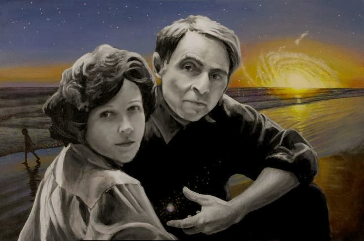 The Voyagers: A Short Film About Love, Hope, Space, and Carl Sagan (Video) | Third Monk image 3