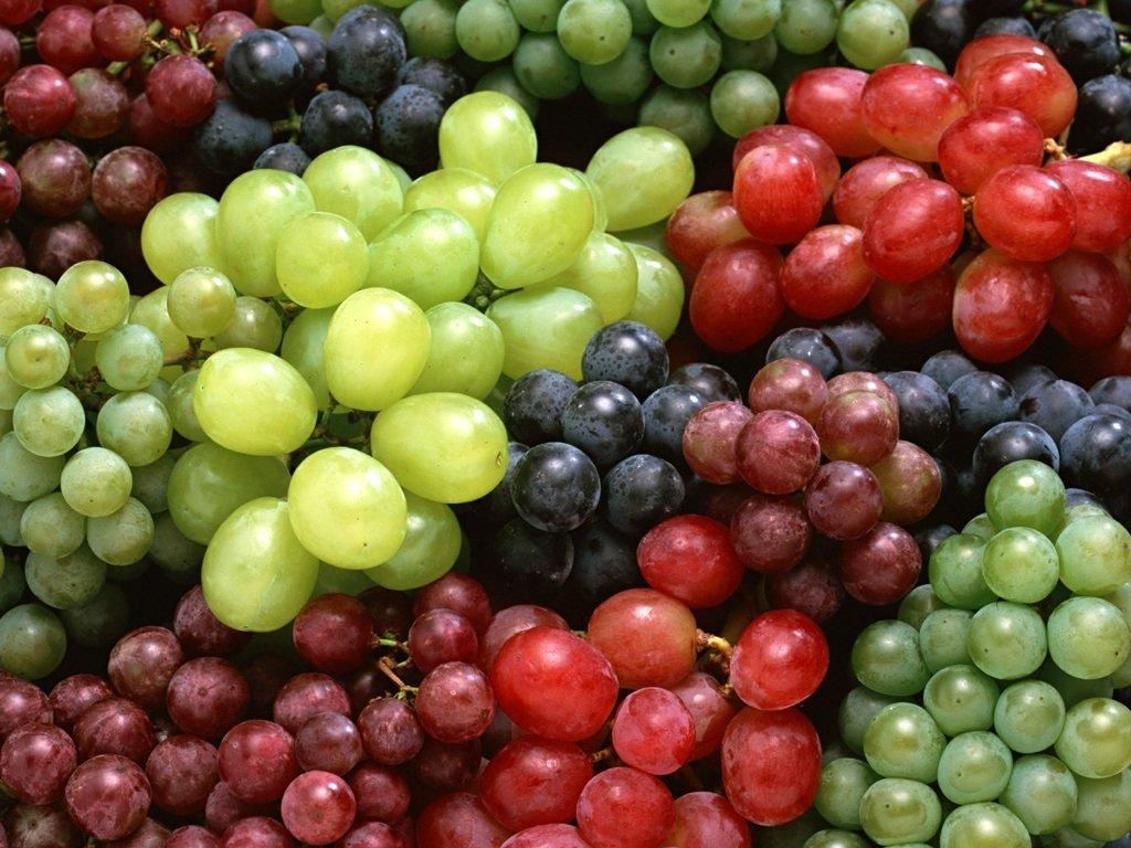 Holistic Pain Remedies - Grapes