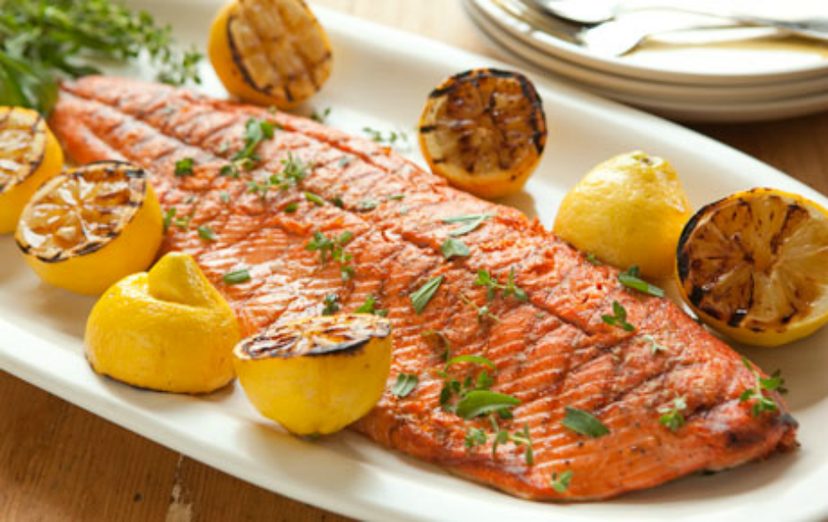 Holistic Pain Remedies - Salmon