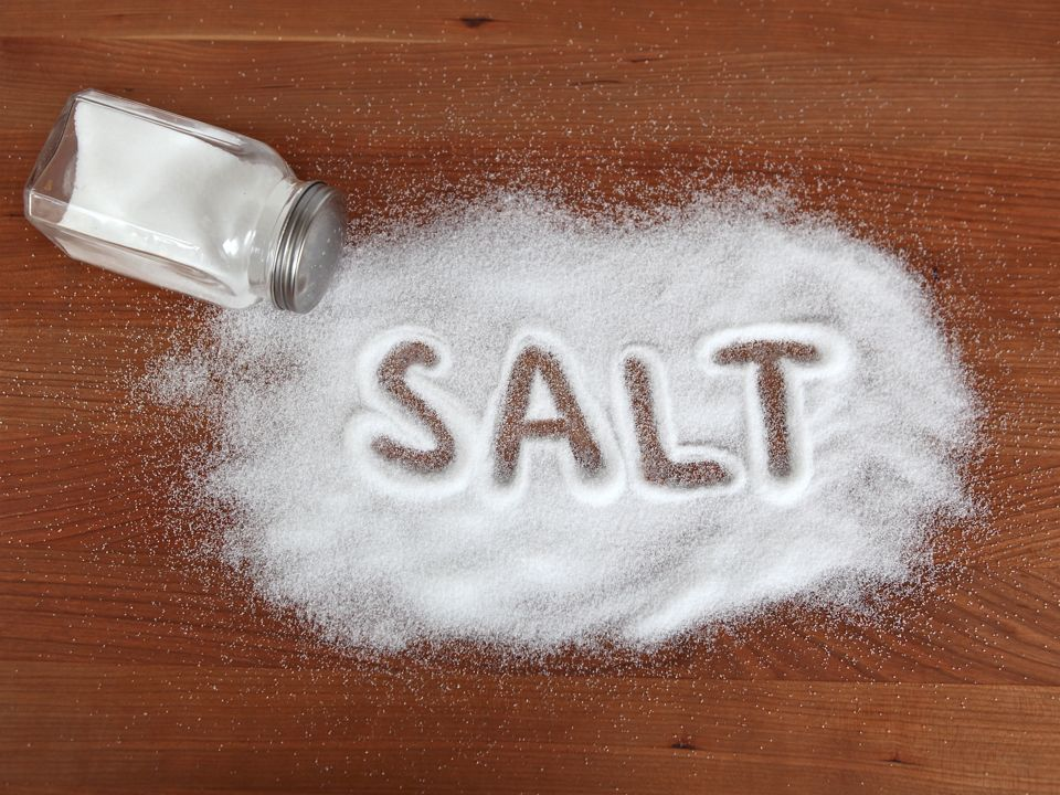 Holistic Pain Remedies - Salt