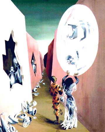 La Gitana y el Harlequin
