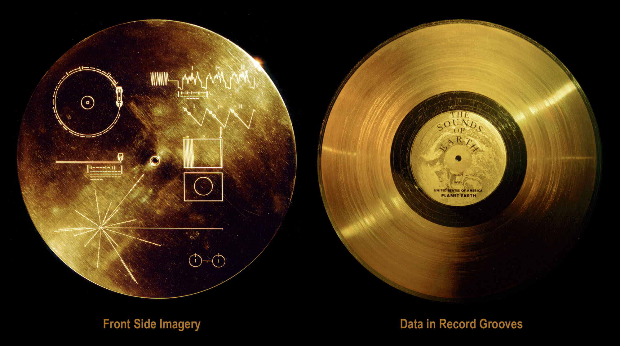 The-Voyagers-Golden-Record-1977