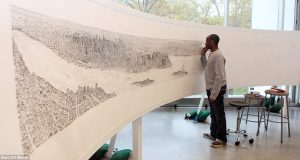 Autistic Savant: Stephen Wiltshire is the Human Camera (Video) | Third Monk image 4