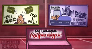 Weed Isn't A Drug! And Other Animated Jokes from Katt Williams (Video) | Third Monk image 3