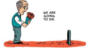 The Lucky Odds of Life and Death - Richard Dawkins (Comic Strip) | Third Monk image 2