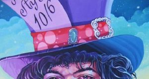 Surreal Pop Culture Paintings, Dave Macdowell Art Gallery | Third Monk image 19