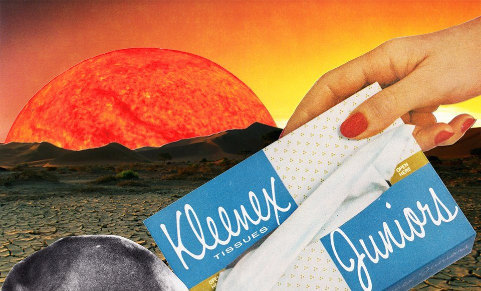 Psychedelic Hand Made Mixed Media Collages - Joe Webb (Photo Gallery) | Third Monk image 25