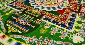 Tibetan Sand Mandalas: Healing Through Sacred Art (Photo Gallery, Video) | Third Monk image 4