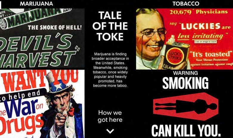 Cannabis Vs Tobacco - A Timeline of Changing Attitudes | Third Monk image 8