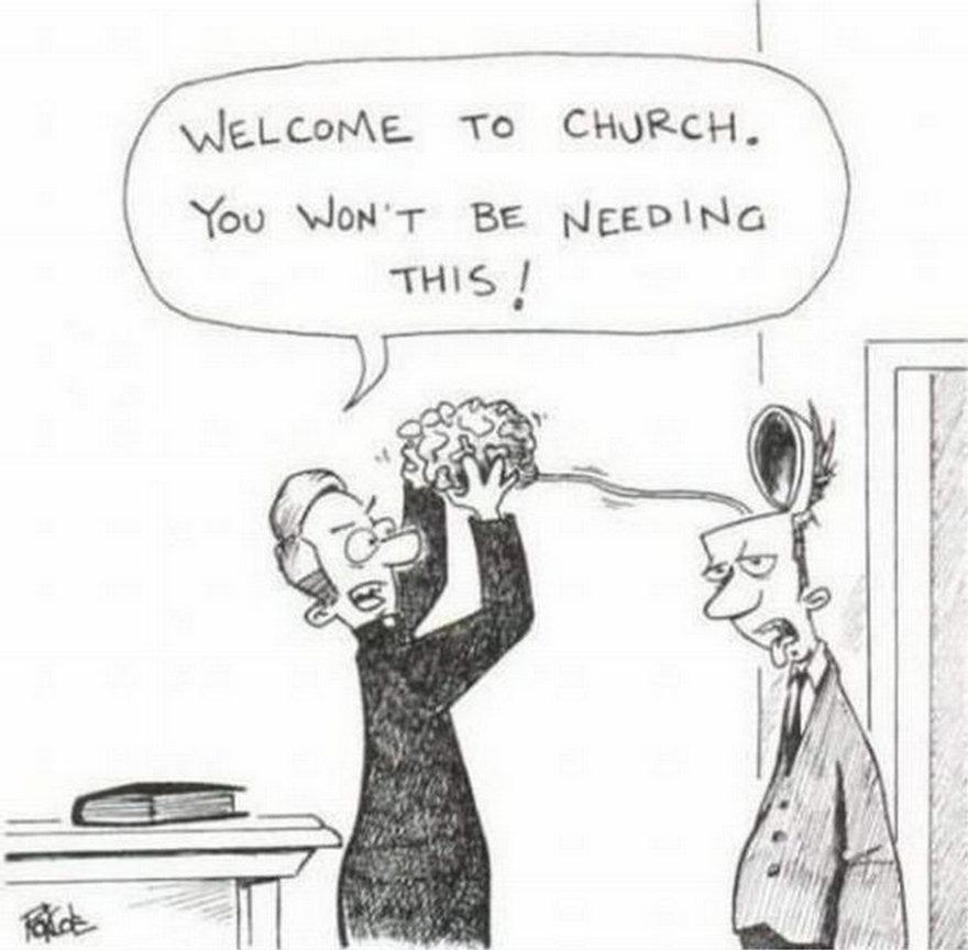 church-brain