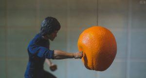 Tiny Bruce Lee Prepares Breakfast Using Martial Arts   Third Monk image 4