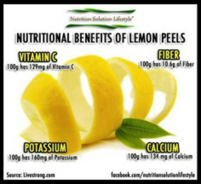 45 amazing uses for lemons third monk - What to do with citrus peels seven practical tips ...