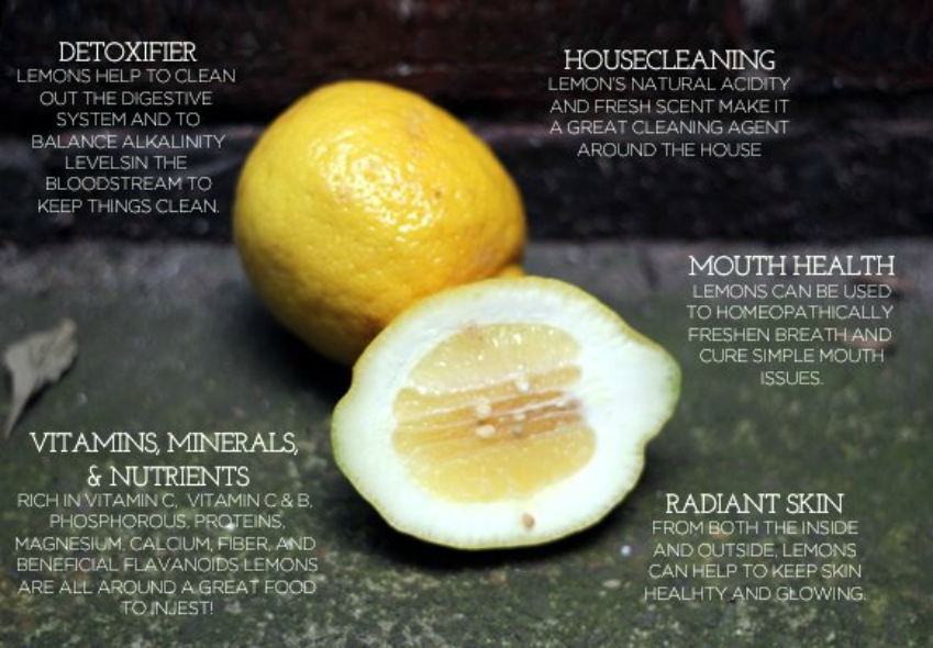 45 amazing uses for lemons