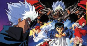 Yu Yu Hakusho Movie 2: Poltergeist Report | Third Monk