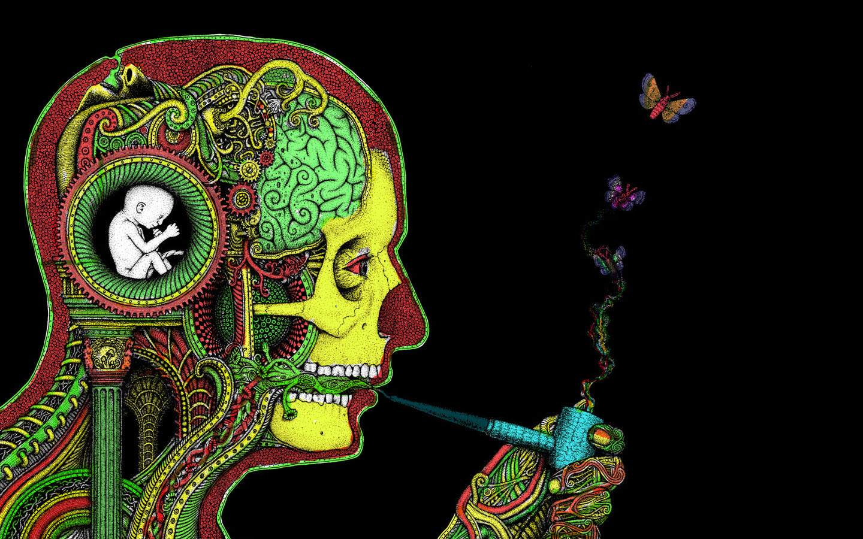 Smoking - Psychedelics