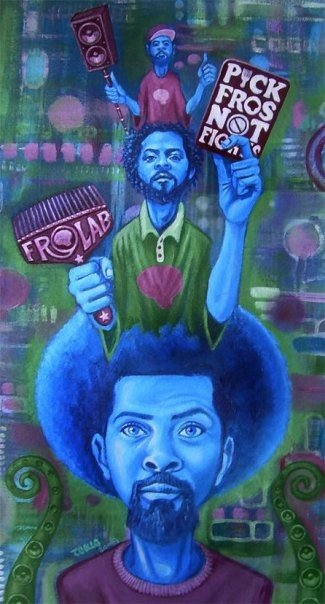 Pick Fros not Fights