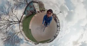 Trip Around a Little Planet, Spherical Timelapse (Video) | Third Monk image 1
