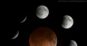 Red Moon Tetrad - The First of Four Eclipses (Video) | Third Monk image 1