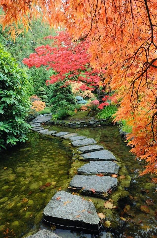 Butchart Gardens Brentwood Bay, British Columbia, Canada