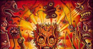 Eerie Psychedelic Nightmare Paintings, Robert Steven Connett Art Gallery | Third Monk image 13