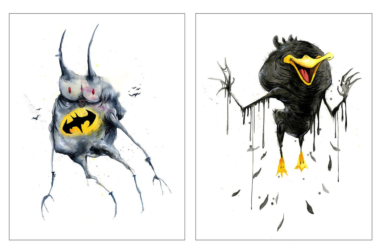 ICANS-batman-daffy