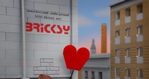 Bricksy Strikes Again: Famous Banksy Street Art Magically Remade Using LEGOs | Third Monk image 1