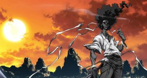 Afro Samurai - A Soulful Tale of Revenge, Complete Anime Collection (Video) | Third Monk image 2