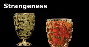Romans Used Nanotechnology - 1600 Year Old Lycurgus Cup Proves It | Third Monk image 1