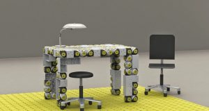 Shape Shifting Robots Transform into Adaptive Futuristic Furniture (Video) | Third Monk image 3