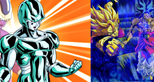 Dragon Ball Z Classic Villians - Cooler and Broly Attack! (Video) | Third Monk image 1