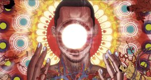 You're Dead! - Psychedelic Afterlife Animation with Flying Lotus | Third Monk image 1