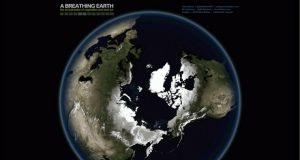 A Breathing Earth: Animated GIFs Show the Earth as it Breathes | Third Monk image 3