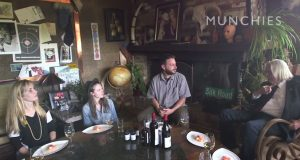 A Gourmet Cannabis Dinner Celebration at Hunter S. Thompson's Ranch (Video) | Third Monk image 2