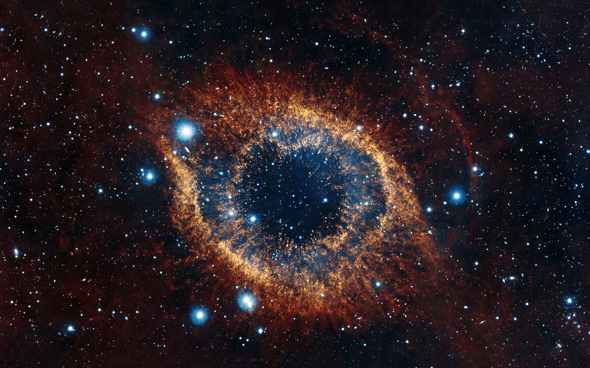 helix-nebula Eyes & Nebulas