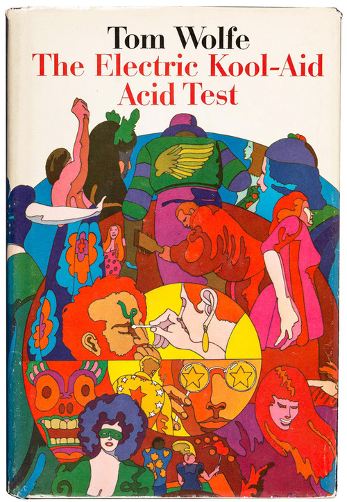 The Electric Kool-Aid Acid Test - Books About Psychedelics