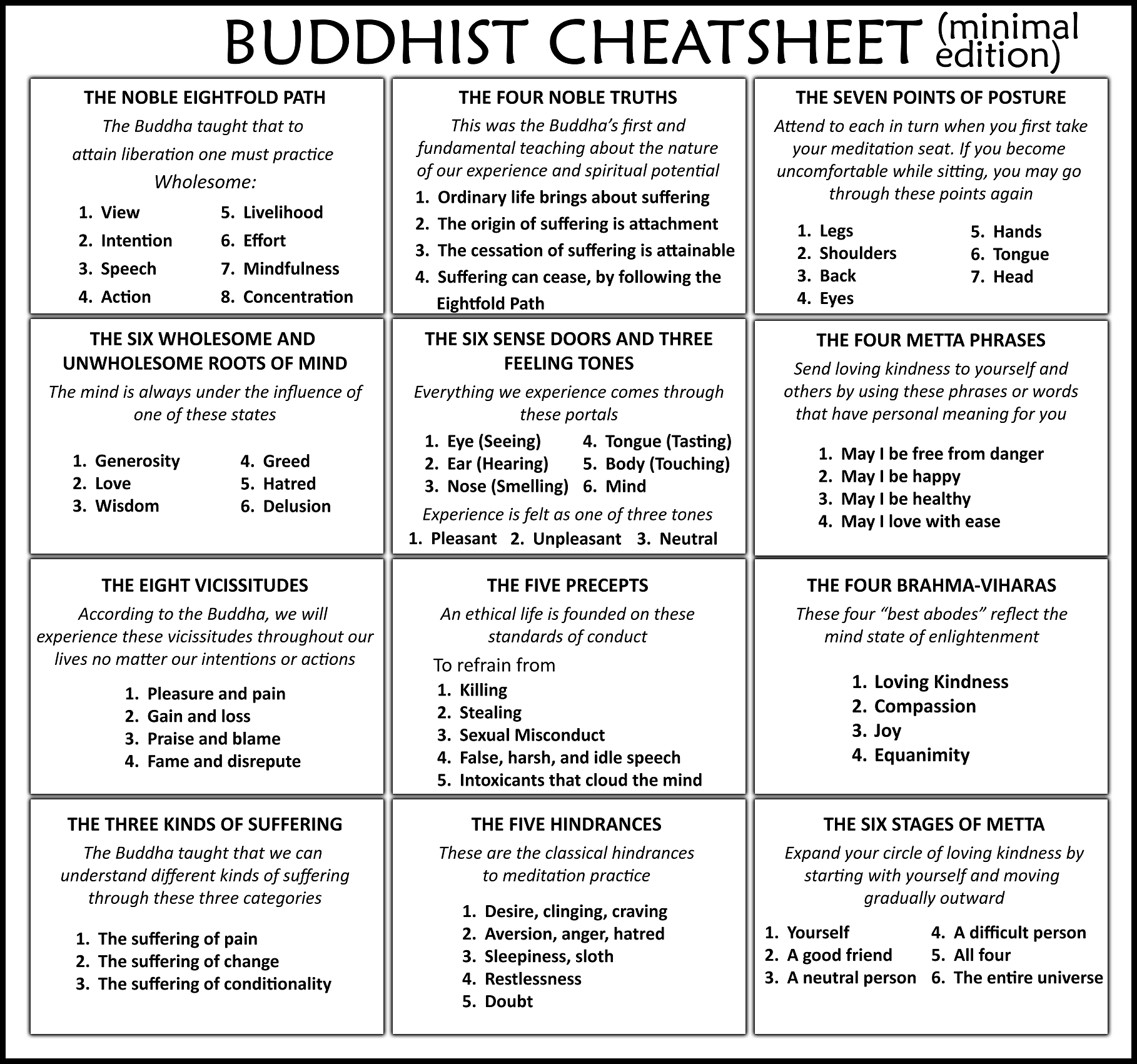 more Buddhism for Beginners
